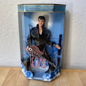 Vintage 1998 Mattel The Elvis Presley Collection First In Series Collector Edition Celebrating The 30th Anniversary Of His '68 Television Special for Sale in Elizabethtown, PA