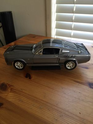 Shelby Collectibles Scale 1:18 - 1967 Shelby Mustang GT500E for Sale in Los Angeles, CA
