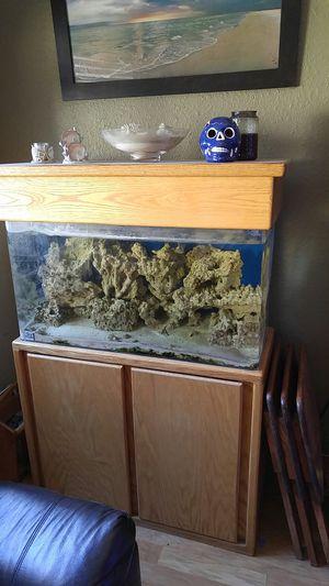 Salt water aquarium for Sale in El Cajon, CA