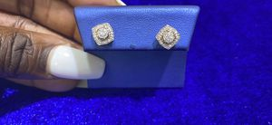 14K 2.2g Diamond Earrings for Sale in Charlotte, NC