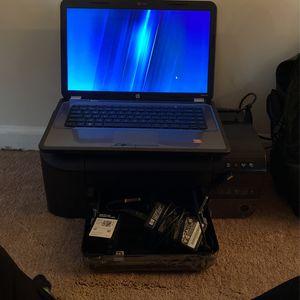 HP Officejet 6100 / HP Laptop for Sale in Upper Marlboro, MD