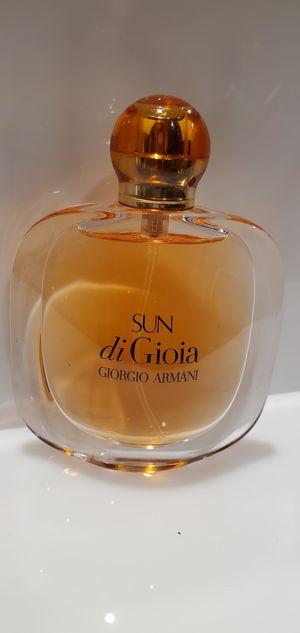 Giorgio Armani Sun Di Gioia for Sale in Downey, CA