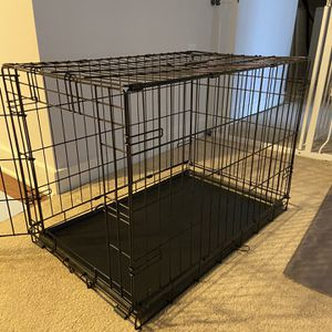 Metal Dog Crate for Sale in Hanover, MD