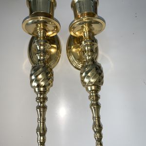 Brass Wall Candle Holders for Sale in Palm Bay, FL