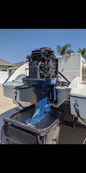 Evinrude 200 HP outboard boat motor for Sale in Fontana, CA