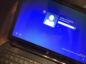 HP laptop Touchscreen works perfectly fine for Sale in Benicia, CA