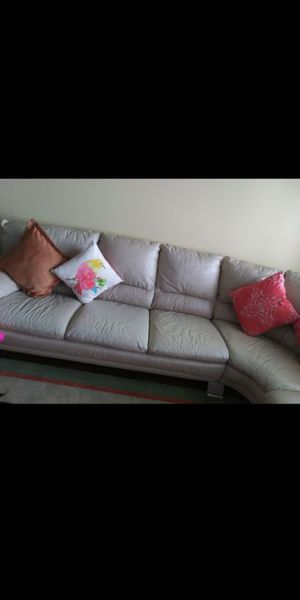 Sectional couch for sale for Sale in FORT LAUDERDALE, FL