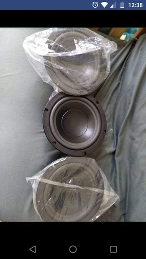 """8"""" subwoofer 150 watts brand new for Sale in Durham, NC"""