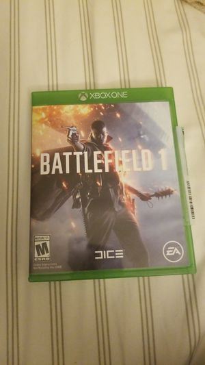 Battlefield 1 xbox one for Sale in Purcellville, VA