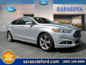 2014 Ford Fusion for Sale in Sarasota, FL