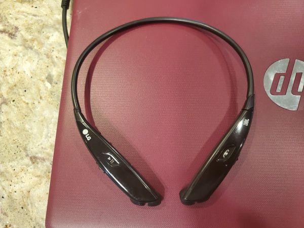 LG Bluetooth Headphones
