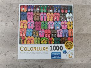 1000 piece puzzle, Flip Flops! for Sale in Rockville, MD