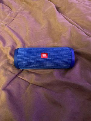 Jbl flip 4 speaker for Sale in Denver, CO