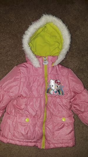 Hello Kitty size 2T snow winter jacket coat for Sale in Surprise, AZ