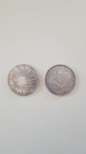 Novelty silver coins for Sale in Sunbury, OH