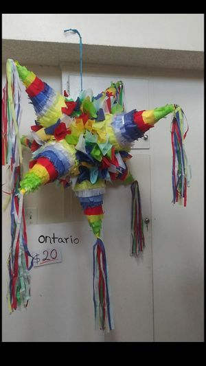 Pinatas $18 each....son grandes for Sale in Ontario, CA