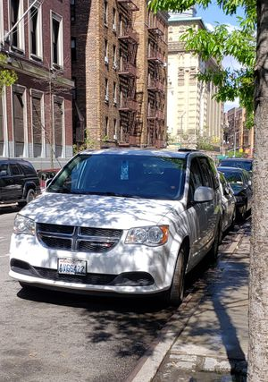 2015 Dodge Grand Caravan SXT w/ Tow Package, 53k miles for Sale in New York, NY