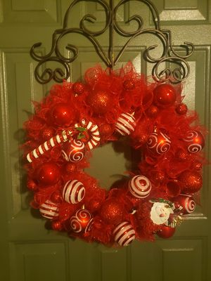 Christmas wreath new for Sale in Chino, CA