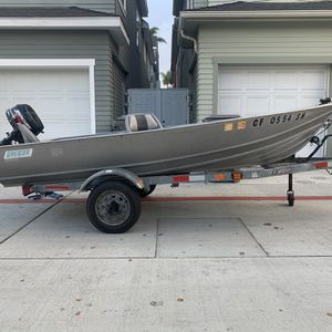 Gregor Aluminum Skiff for Sale in Coronado, CA