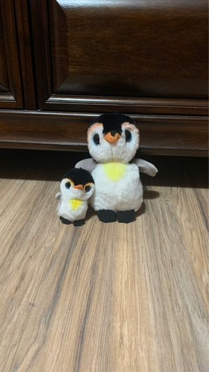 Penguin plushies for Sale in Mesquite, TX