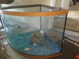 Corner fish tank for Sale in Atlanta, GA