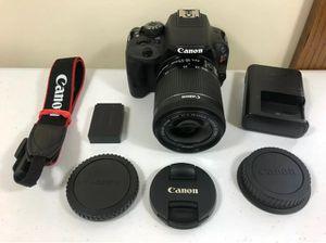 Canon Rebel SL1 19 megapixel professional DSLR Camera for Sale in Artesia, CA