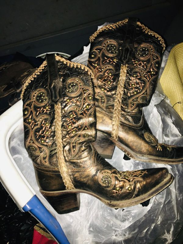 7m Corral boots! Amazing condition