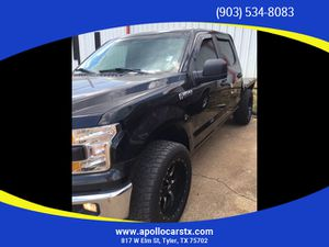 2015 Ford F150 SuperCrew Cab for Sale in Tyler, TX