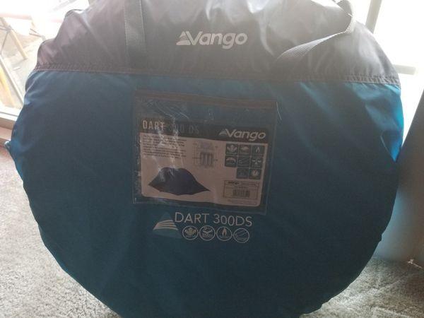 2 vango pop 300 dlx camping tents