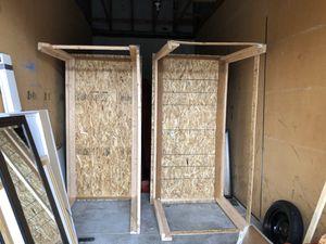 *3X* Garage/Storage Unit Wood Platform ~8' Long, ~3.5' Wide, ~4' Tall for Sale in Seattle, WA