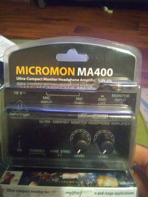 MicroMon ma400 for Sale in Smyrna, TN