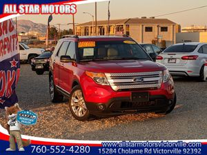 2012 Ford explorer for Sale in Victorville, CA