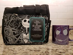 The Nightmare before Christmas tote & mug for Sale in Saucier, MS