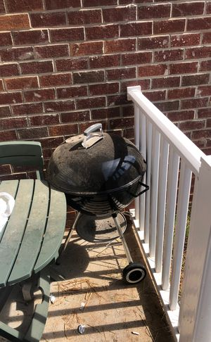 Weber Charcoal Grill for Sale in Lynchburg, VA