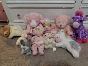 Stuffed animals for Sale in Everett, WA