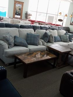 Ashley Sofa Love Seat Set for Sale in Cleveland,  OH