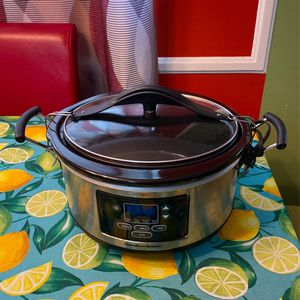 Nice Used Hamilton Beach Crock-pot good Condition for Sale in Los Angeles, CA