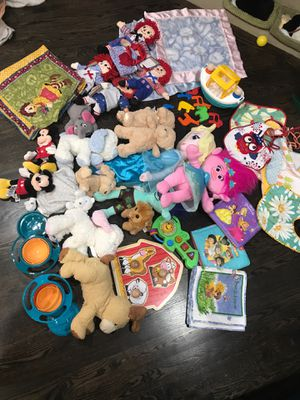 Kids toys - everything for 25.00 for Sale in Chicago, IL