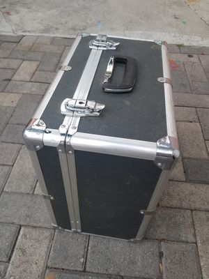 Travel hard case for snare drum or music equipment for Sale in Carson, CA