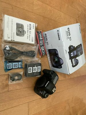 Canon EOS 5D Mark IV for Sale in San Francisco, CA