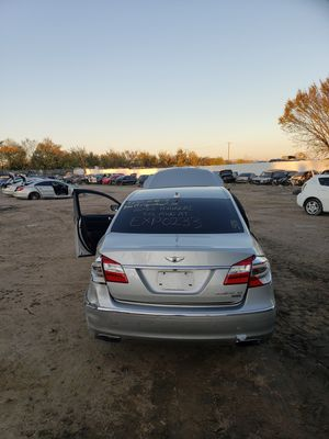 PARTING OUT 2012 2013 2014 HYUNDAI GENESIS 5.0L R SPEC for Sale in Grand Prairie, TX