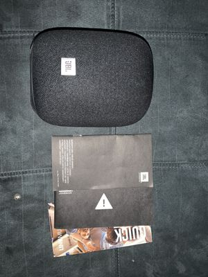 New JBL harman house speaker wi fi Bluetooth google an apple brand new for Sale in Sacramento, CA