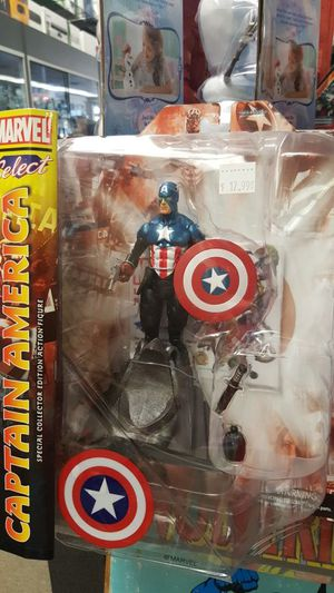 Captain America Action Figure for Sale in Pepper Pike, OH