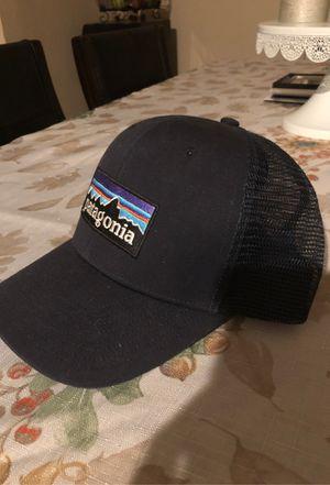 Patagonia trucker hat navy blue for Sale in San Bernardino, CA