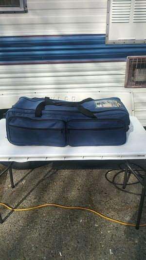 Queen air mattress with frame for Sale in Sedro-Woolley, WA