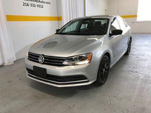 2015 Volkswagen Jetta Sedan for Sale in Cleveland, OH
