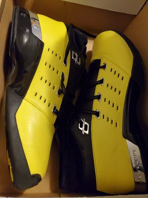 AIR JORDAN 17 RET LOW SOLEFLY SIZE 11 for Sale in Long Beach, CA