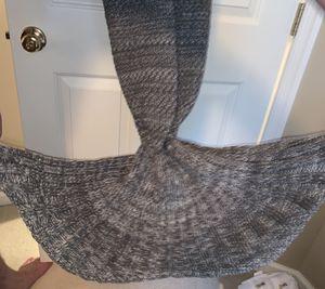 Mermaid Tail Blanket for Sale in Leesburg, VA
