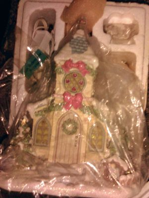 """Precious Moments: Holy Night Chapel """"Light up"""" for Sale in Huntington Beach, CA"""