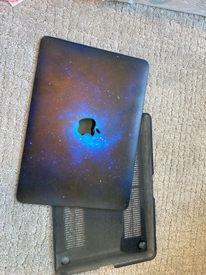 MacBook Pro case never used Galaxy Patter for Sale in Hermantown, MN